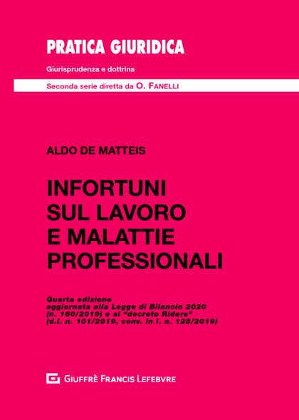"""Featured image for """"INFORTUNI SUL LAVORO E MALATTIE PROFESSIONALI"""""""