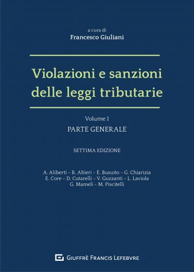 """Featured image for """"VIOLAZIONI E SANZIONI DELLE LEGGI TRIBUTARIE"""""""