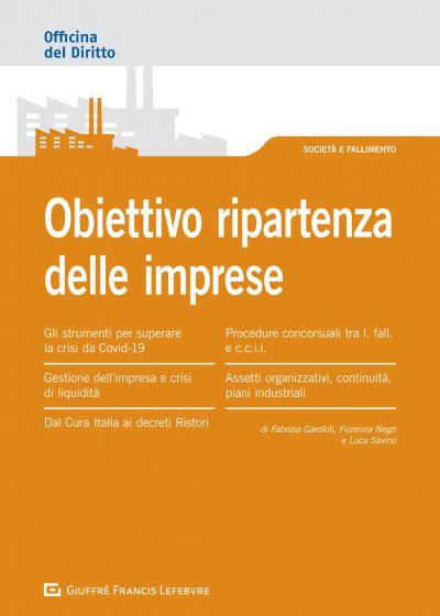 """Featured image for """"OBIETTIVO RIPARTENZA DELLE IMPRESE"""""""