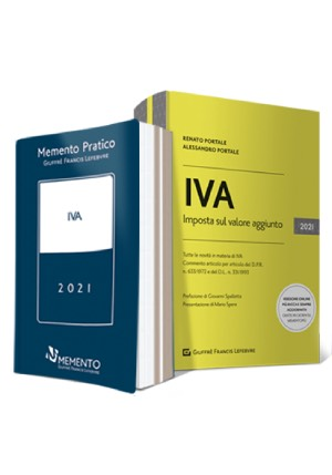 """Featured image for """"IVA - IMPOSTA SUL VALORE AGGIUNTO 2021 + MEMENTO IVA 2021"""""""