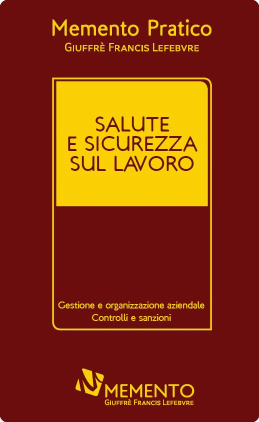 """Featured image for """"MEMENTO SALUTE E SICUREZZA SUL LAVORO"""""""