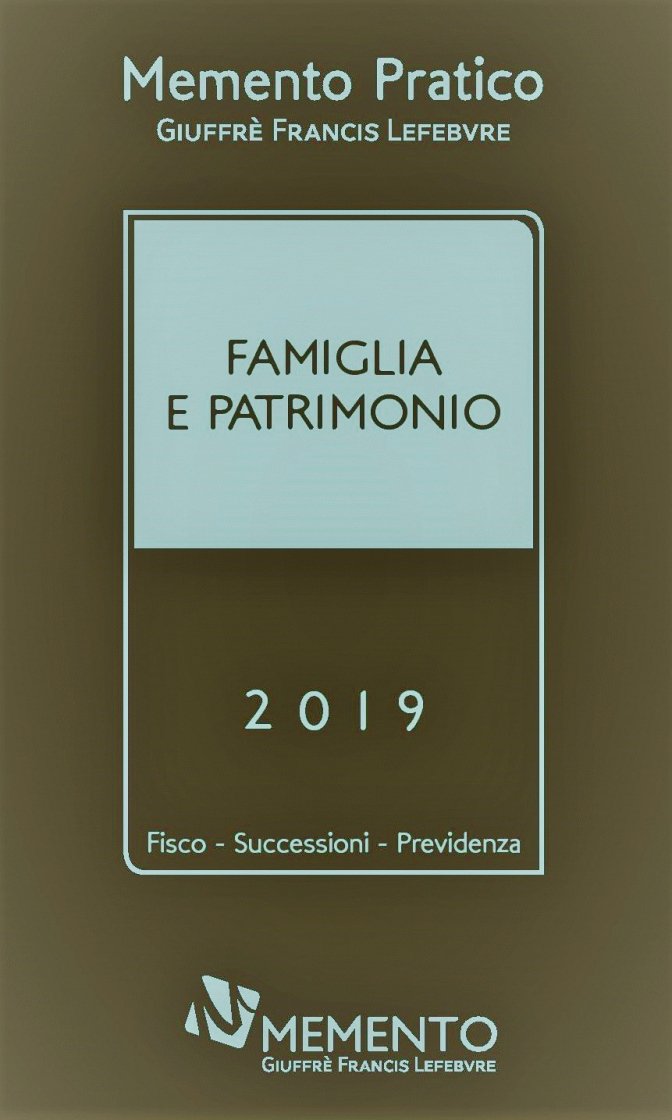 "Featured image for ""MEMENTO FAMIGLIA E PATRIMONIO"""