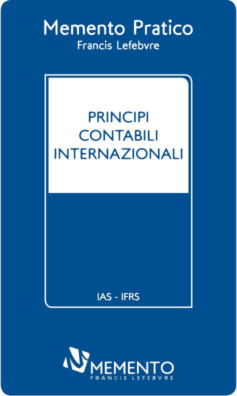 """Featured image for """"MEMENTO PRINCIPI CONTABILI INTERNAZIONALI"""""""