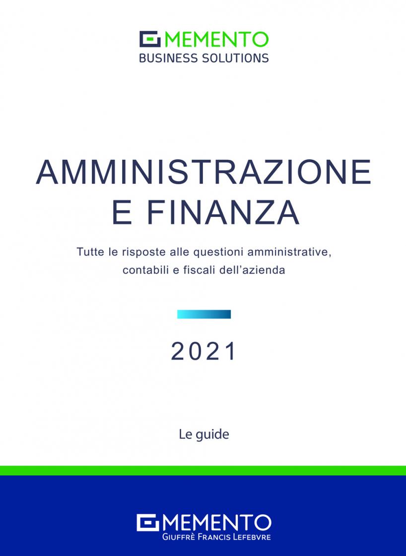 """Featured image for """"MEMENTO BUSINESS SOLUTIONS - AMMINISTRAZIONE E FINANZA"""""""