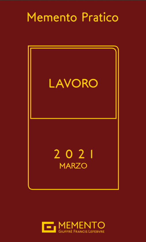 """Featured image for """"MEMENTO LAVORO"""""""