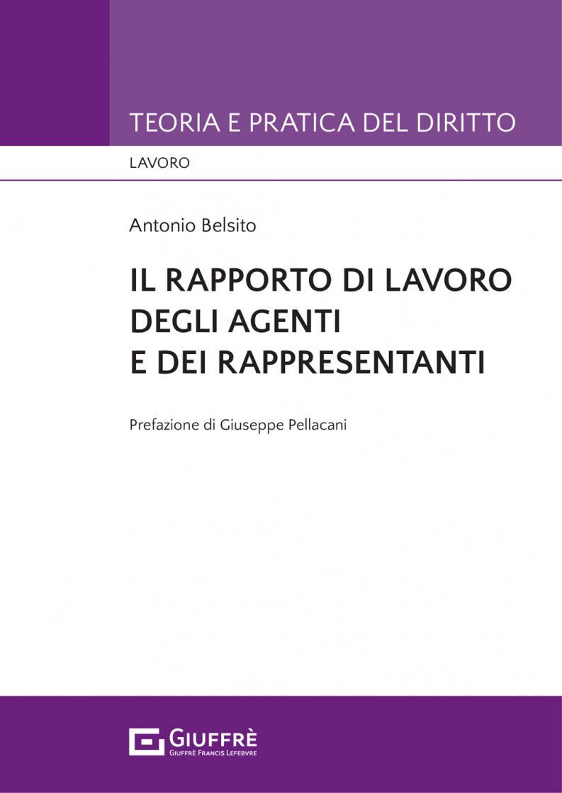 """Featured image for """"IL RAPPORTO DI LAVORO DEGLI AGENTI E DEI RAPPRESENTANTI"""""""